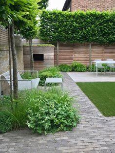 Small Garden Landscape, Landscape Elements, Landscape Design, Beach Gardens, Small Gardens, Outdoor Gardens, Courtyard Gardens, Modern Landscaping, Backyard Landscaping