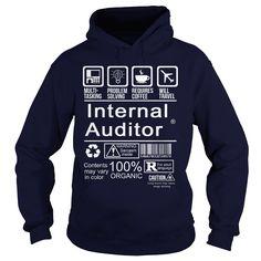 INTERNAL AUDITOR - CERTIFIED JOB TITLE