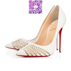 Bareta kid 120 NEIGE/LIGHT GOLD Kid - Women Shoes - Christian Louboutin