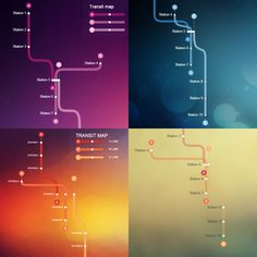 Experimenting with transit maps by Brian Foo, stay tuned!