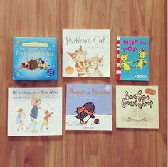 Favourite Baby Books