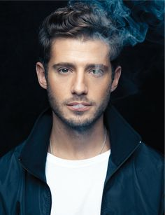 The beautiful, British, Julian Morris