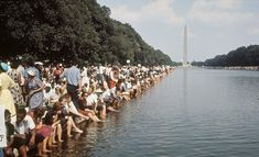 23 Amazing Photos From The 1963 March On Washington