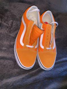 10 Best Orange vans images | Orange vans, Vans, Vans outfit