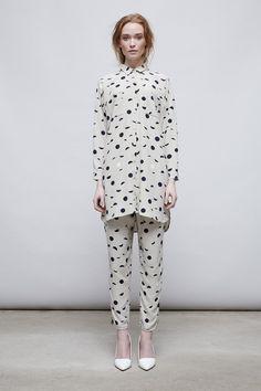Mike Shirt Dress by Kokoon #fashion #print