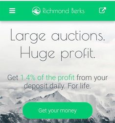 Richmond Berks - buff.ly/2o7jkLD Large auctions. Huge profit. Earn money at home.  #makemoney #realestate #auctions #bitcoin #apps