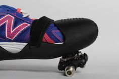 NuVu Studio Students Create 3D Printed Exoskeleton Shoe for Cycling & Triathlons | 3DPrint.com