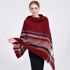 http://www.buyhathats.com/thick-warm-red-plaid-scarf-women-autumn-winter-striped-shawl.html