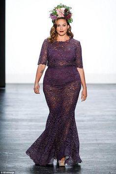 Meet the plus-size models who had a major season this fashion week