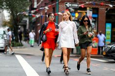 Fall Street Style From New York Fashion Week | StyleCaster