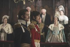 Victoria -  Prince Albert and Prince Ernest