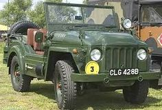 Image result for austin champ Army Vehicles, Land Rovers, Classic Trucks, Champs, Motors, Antique Cars, Monster Trucks, British, Military