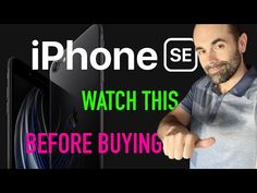 Apple's iPhone SE hit the perfect balance of build quality, features, good camera and overall performance for the money, however it is not for everyone. Watch this if you consider buying it. #appleiphonese #apple #iphonese #iphonese2020 #shouldibuyiphonese #digitalmarkings #youtuber #markodordevic Iphone Se, Apple Iphone, Buy Apple, Apple News, Best Camera, Tech News, Channel, Money, Watch