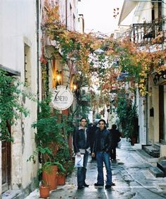 Old Rethymnon Town |  Taso and Toli - authors of We Love Crete - in the old lane ways of Rethymnon Town