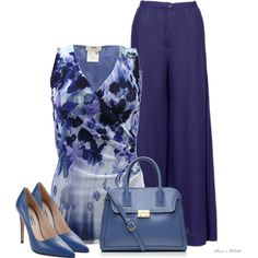 """Floral....."" by sonies-world on Polyvore"