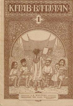 buku pelajaran bahasa melayu minang 1923-1924