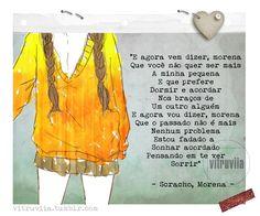 Morena - Scracho (Composição: Diego Miranda e Gabriel Leal)