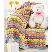 Like this too! Can you have too many blankets?????