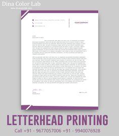 Letterhead Printing, Lorem Ipsum, Custom Design, Print Design, Happy, Prints, Ser Feliz, Happiness, Being Happy