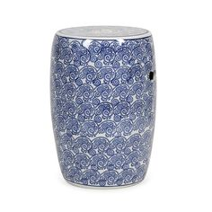 Portable and extremely versatile, this stool is a must-have for small-space décor. This whimsical Rolling Waves Garden Stool is a great fit for any tight corner in the bathroom, garden, or around the h...  Find the Rolling Waves Garden Stool, as seen in the Garden Stools Collection at http://dotandbo.com/category/furniture/stools/garden-stools?utm_source=pinterest&utm_medium=organic&db_sku=IMX0448
