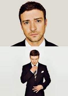 Justin Timberlake... Wow