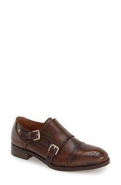 PIKOLINOS 'Royal' Double Monk Strap Shoe (Women) · Shoe CraftsOxford ShoesRed  ...