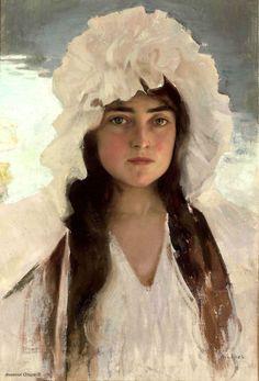 Artist Albert Lynch (1851-1912)