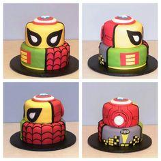 "Superhero cake ""Sweets by Monica"""