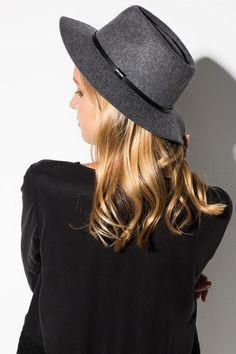 Calloway Grey Hat www.ecomono.com.au