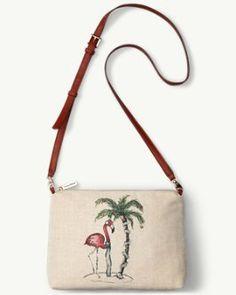 La Plancha Crossbody Bag