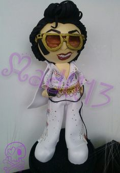 Fofucho Elvis Presley