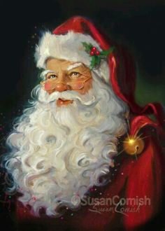 Santa Claus :-)