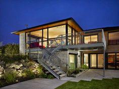 Tangga Rumah Modern Minimalis 2 Lantai Amazing Design Of Staircase ...