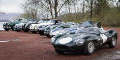 Jaguar Heritage prend le départ des Mille Miglia avec 9 modèles icôniques Jaguar Models, Big, Vehicles, Mille, Cars, Autos, Car, Car, Automobile