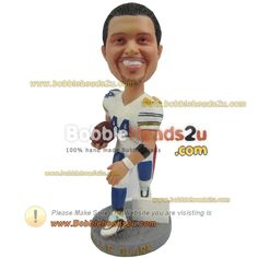 I Like Football Male - $79.90 BobbleHeads2U. Do you like it?