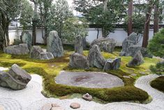 Zen Rock Garden, Stepping Stones, Outdoor Decor, Travel, Stair Risers, Viajes, Destinations, Traveling, Trips