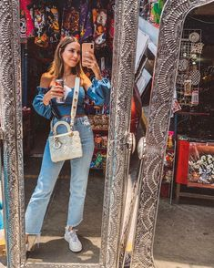 Cool Outfits, Summer Outfits, Casual Outfits, Coca Light, Denim Fashion, Fashion Outfits, Estilo Jeans, Spring Looks, Fashion Books