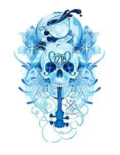 coeykuhn's ridiculously beautiful BBC Sherlock tattoo design. <3 I seriously can't wait for January.