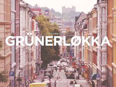 Oslo / Grünerløkka Neighbourhood