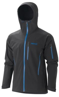 Marmot Zion Jacket.  Made from the new Neoshell fabric.  A waterproof/breathable softshell that works as good on the mountain as it does around town.