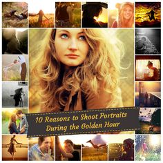 10 Reasons to Shoot Portraits During the Golden Hour with 20 Examples