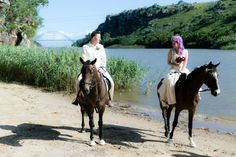 Great idea for a unique ride to and from the ceremony! #BeachWedding #DestinationWedding #NonTraditionalWedding