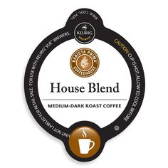 Barista Prima House Blend ** Want to know more http://www.amazon.com/gp/product/B00GRVMIVA/?tag=pincoffee-20&pqr=100716064633