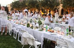 Last month, I got to observe the Diner En Blanc in San Diego. Diner En Blanc, which originated out of Europe is an all white picnic party that pops up in various cities for one night only. The location is kept a secret until the very last minutes, guests must wear elegant white clothes and …