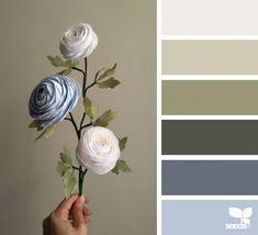 Explore Design Seeds color palettes by collection. Paint Color Schemes, Colour Pallette, Color Combos, Paint Colors, Color Combinations Home, Interior Design Color Schemes, Nature Color Palette, Design Seeds, Flora Design