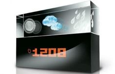 Virtual Weather Station. $100.00. Makes a cool gift. Icons for rain, etc. And virtually shows the weather.