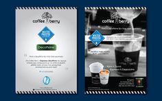 Water Process Decaffeination! Ποτέ ο Decaffeine δεν ήταν τόσο γευστικός! Μία ακόμη καινοτομία από το COFFEE BERRY, το απόλυτο street cafe concept που σημειώνει μεγάλη επιτυχία και στο franchising! Franchise Business Opportunities, Berries, Coffee, Kaffee, Bury, Cup Of Coffee, Blackberry, Strawberries