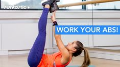 Abs Workout with a Foam Roller (not just for recovery) - YouTube