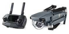 Die perfekte Drohne für Reisen? Der Mavic Pro ist klein, faltbar und passt in jeden Rucksack. Der bessere Phantom 4 im Test.