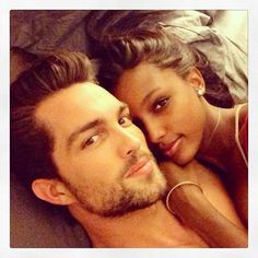 Interracial couples #love